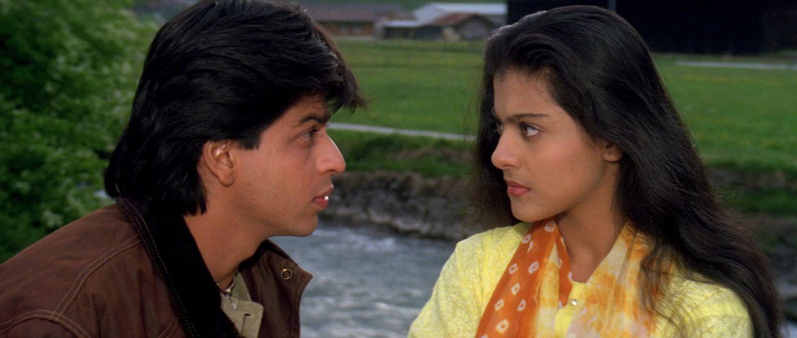 Dilwale-Dulhania-Le-Jayenge-Shahrukh-Khan-and-Kajol.jpg ...