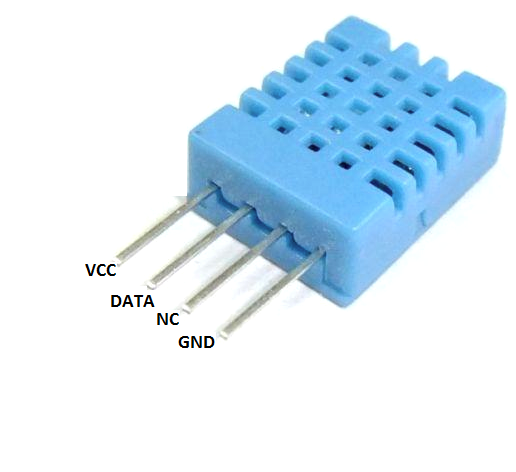 DHT11 Temperature and Humidity Sensor in Pakistan | Humidity