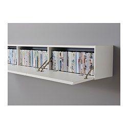 rams tra armoire murale ikea 129 au dessus de la t l rangement dvd et jeux vid o 2. Black Bedroom Furniture Sets. Home Design Ideas