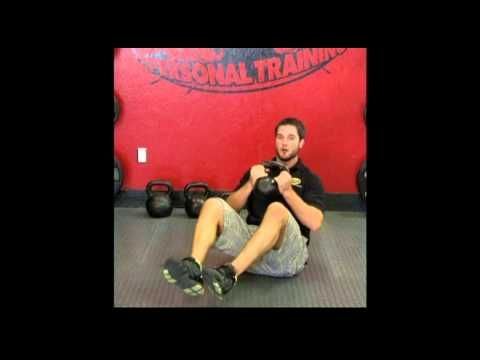 Rohnert Park personal trainer, John-Logan Coots shows you how to get a quick full body workout at home, in the office or while on vacation with one simple tool - a kettlebell.    When working out with kettlebells, be sure to have a couple different weights available depending on the exercise and duration of the workout. In this workout, John-Logan...