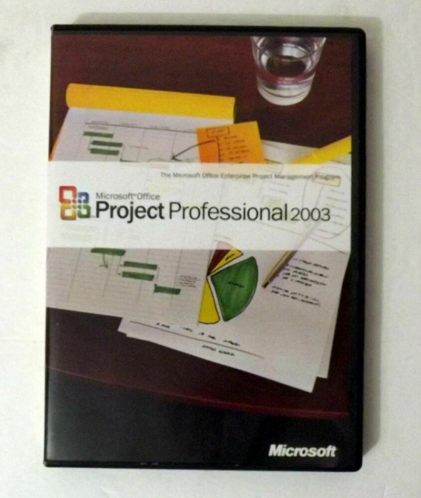 Ms Office Project Professional 2003 Discount