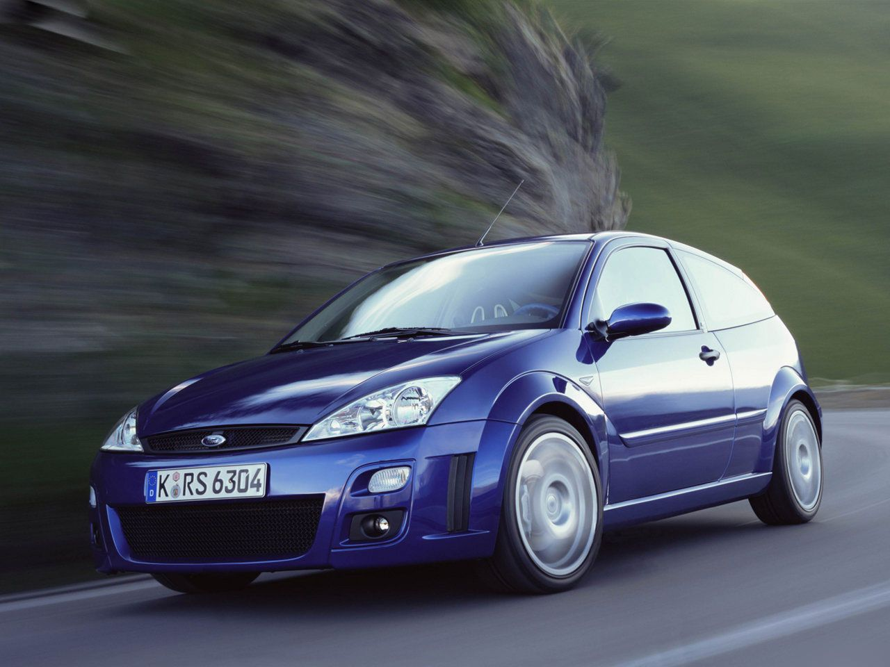 2002 Ford Focus Rs Ford Focus Rs Review Top Gear 2002 Ford