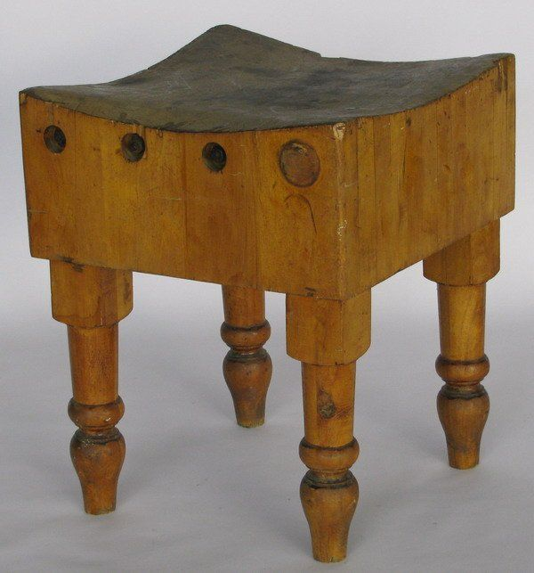 Old Time Stand Alone Butcher Block Carpentry Contractor Talk Butcher Block Tables Butcher Block Butcher