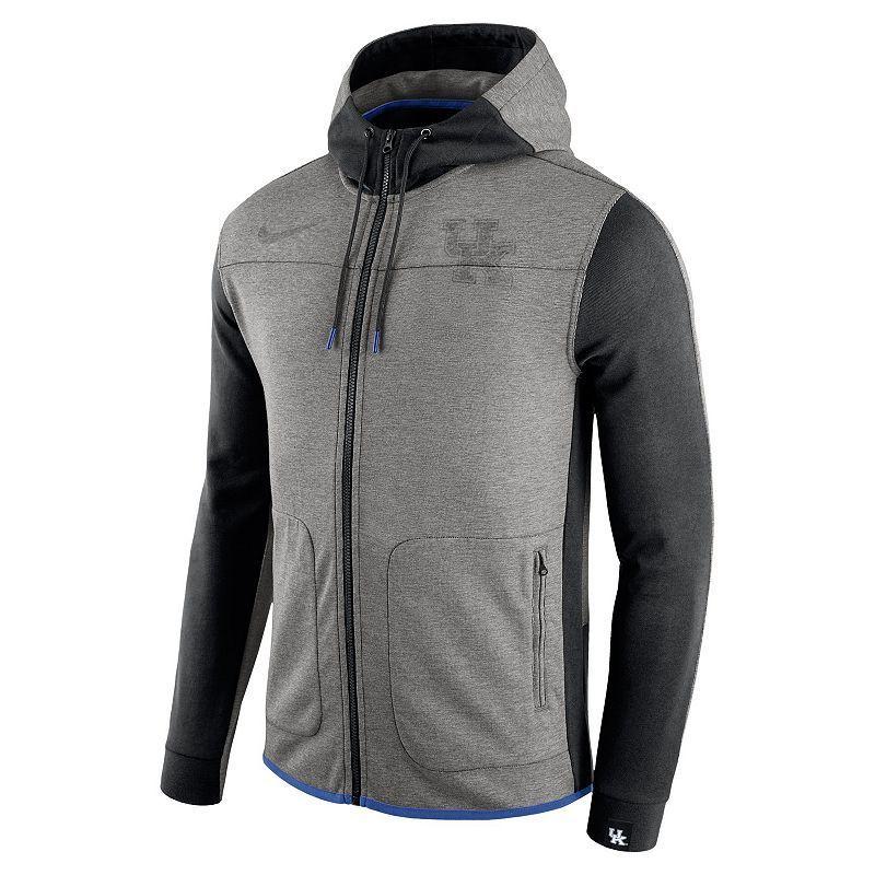 883c2f08362 Men's Nike Kentucky Wildcats AV15 Full-Zip Fleece Hoodie | Products ...