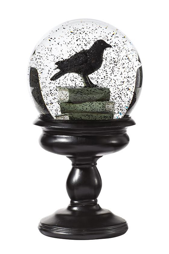 Image result for Black Crow Snowglobe