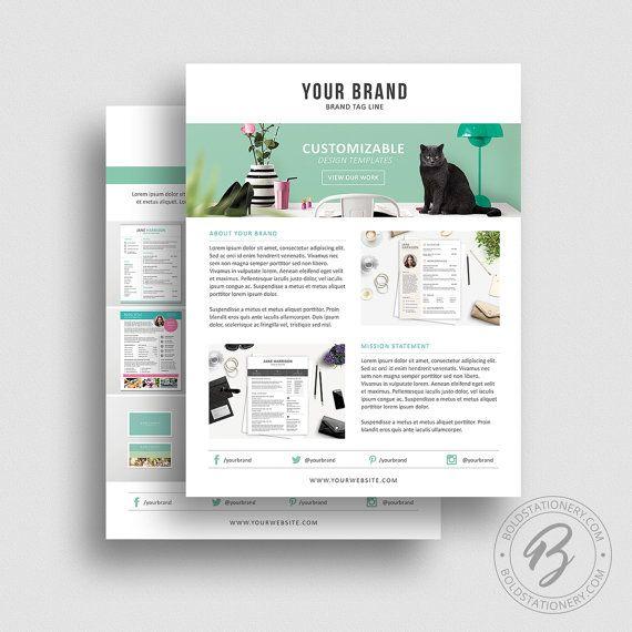 Product Media Kit Template  Media Kit Template  Press Kit
