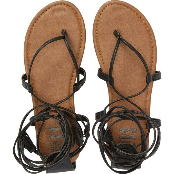 4a71f3eba Billabong Women s Around The Sun Sandals ( 30) ❤ liked on Polyvore  featuring shoes