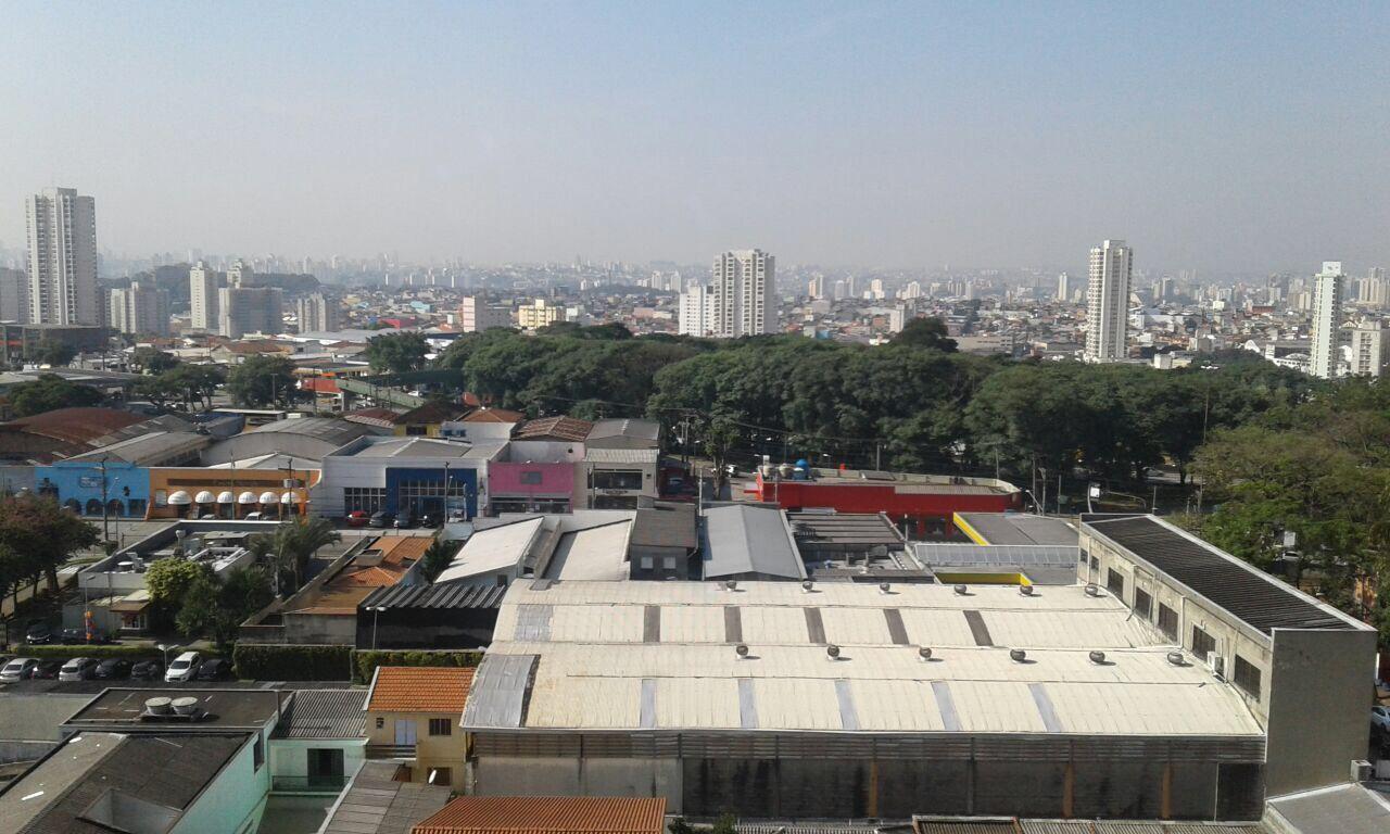 A famosa cidade de São Paulo