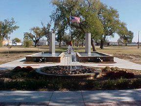 Dodge City Liberty Garden Liberty Garden Dodge City Memorial