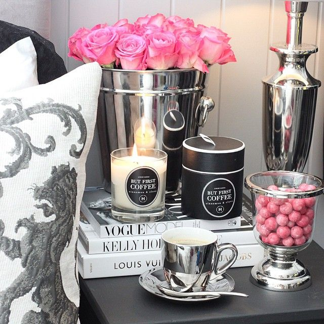 HAGEN LUXURY CANDLES, BUT FIRST COFFEE