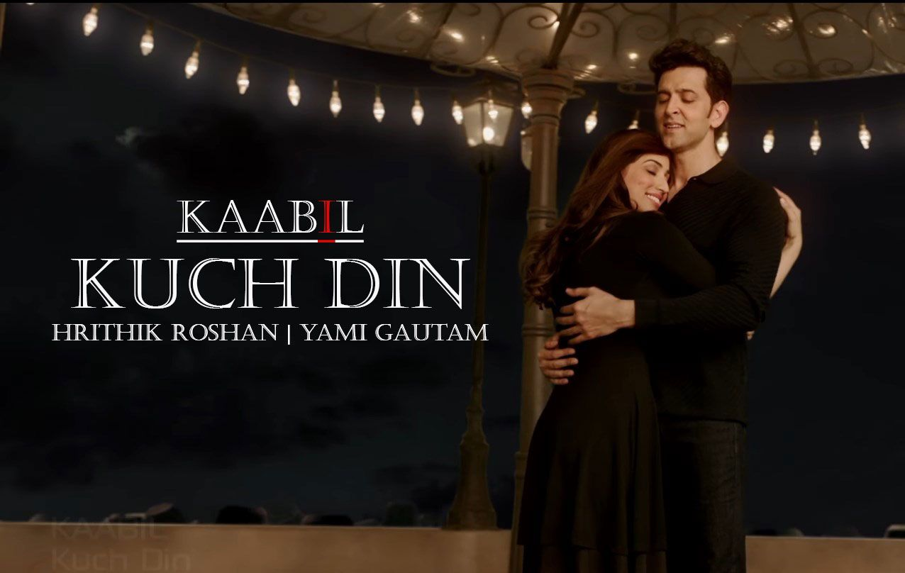 Kuch Din, Kaabil  Hrithik Roshan, Yami Gautam Cover For more: http://www.download-free-songs.com/