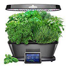 Aerogarden Bounty Elite With Gourmet Herb Seed Pod Kit 640 x 480