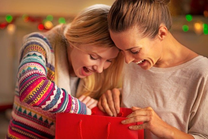 Mit dem Baum um die Wette strahlen - Pünklich zu Weihnachten strahlend schön...