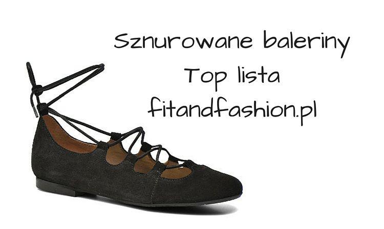Sznurowane Baleriny Moja Top Lista All Black Sneakers Shoes All Black