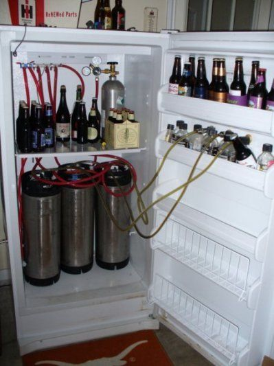 upright keezer conversion - Google Search | Beer Stuff ...