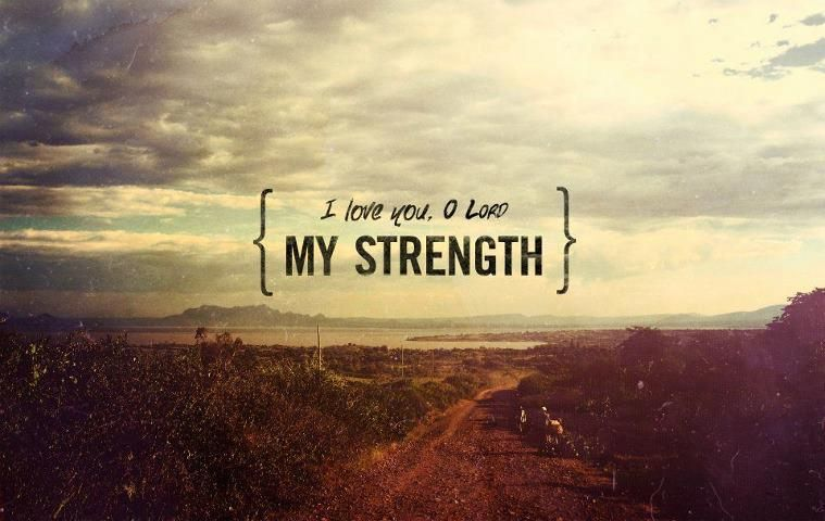 Image result for You are our strength and song