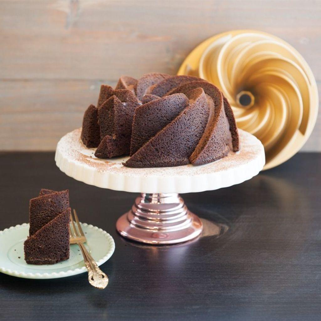 Ausgefallene Backform Von Nordic Ware Backen Kuchen Cake