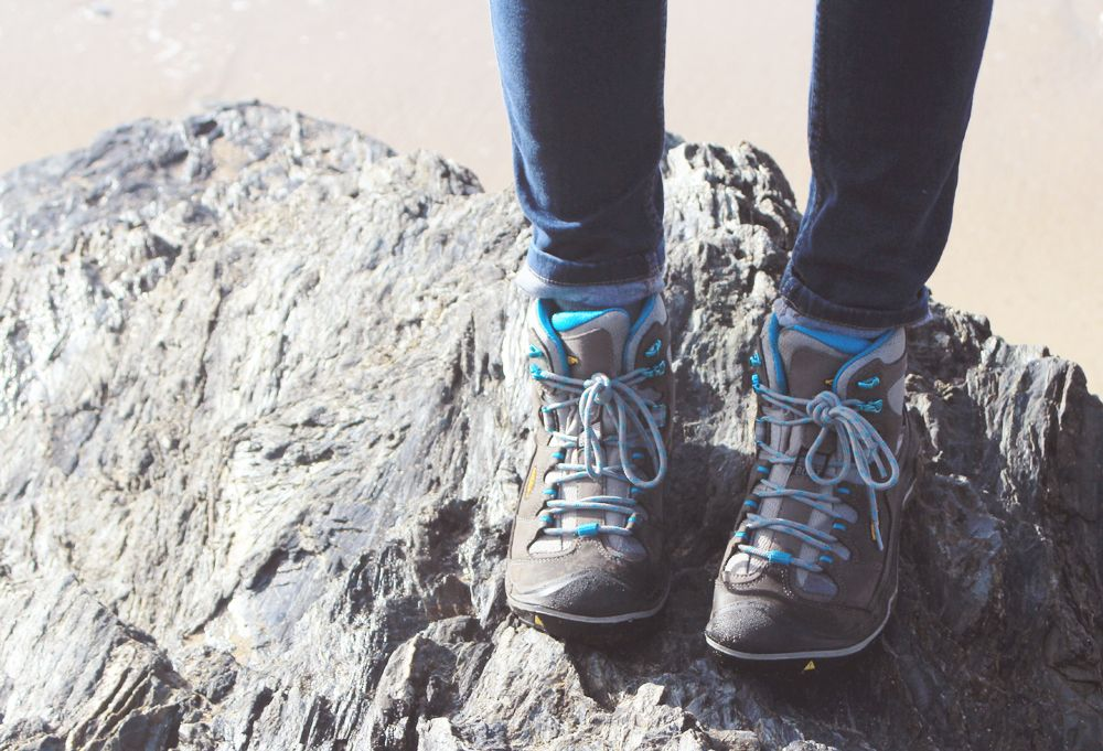 776ebfc480b Keen Durand Mid WP hiking boots reviewed on thegirloutdoors.co.uk ...