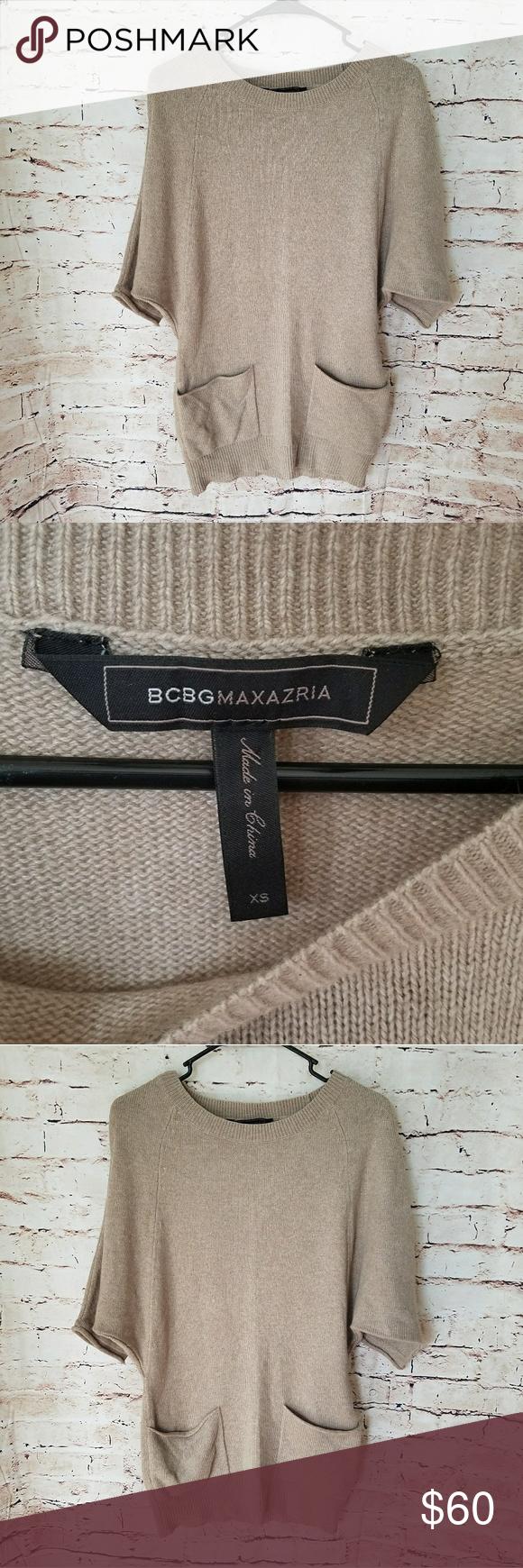 Bcbg sweater Very great fall sweater BCBGMaxAzria Sweaters