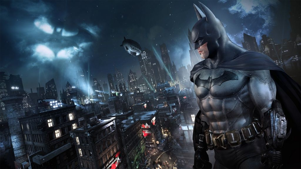 Next Gen Gets To Return To Arkham Arkham City Batman Arkham