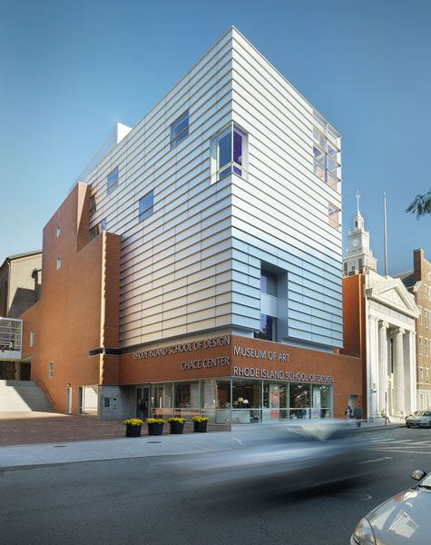 risd museum (rhode island school of design), providence