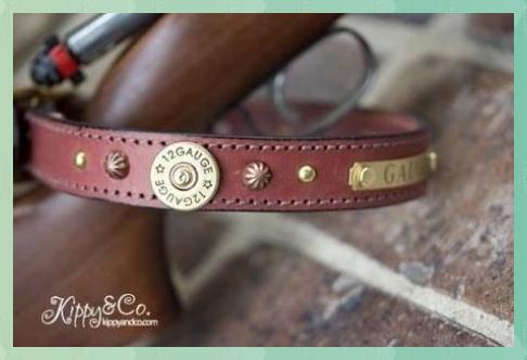12 Gauge Hunting Dog Collar