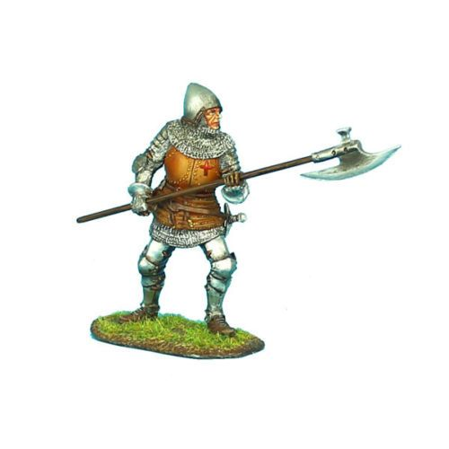 First-Legion-MED008-English-Man-at-Arms-with-Halberd