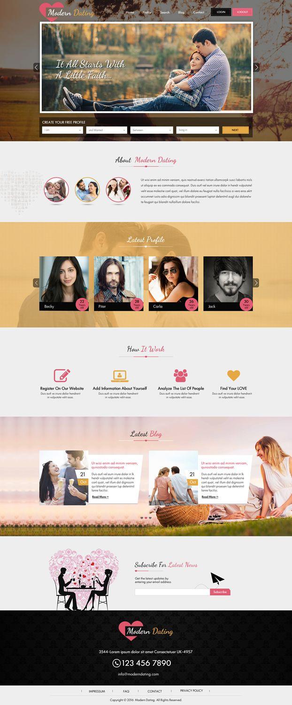 dating site design ideer bare si Hei datingside