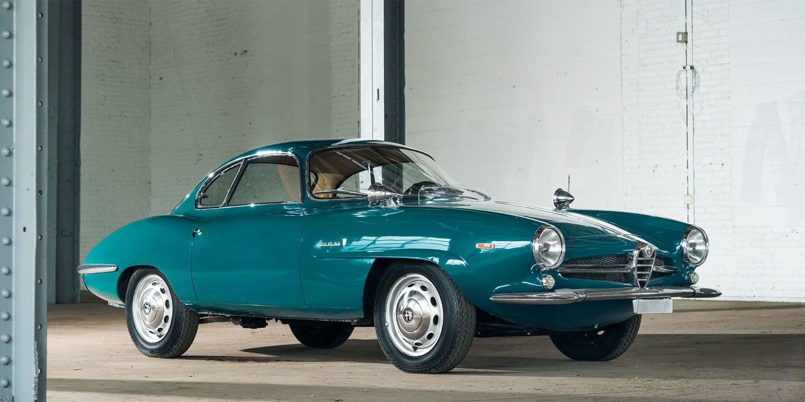How to Buy a Giulia Sprint Speciale, The Most Beautiful Alfa Romeo ...