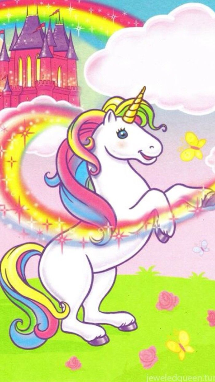 Cute Unicorn Galaxy Sticker By Mpink Background By Me