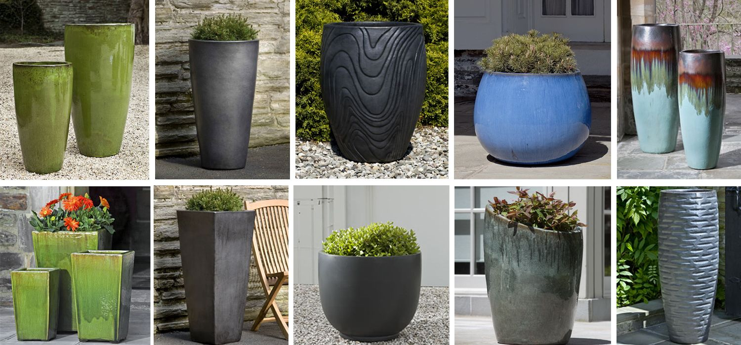 outdoor large planters  home design styles - large outdoor planters and ceramic pots denver  modern planters and pots pinterest  large