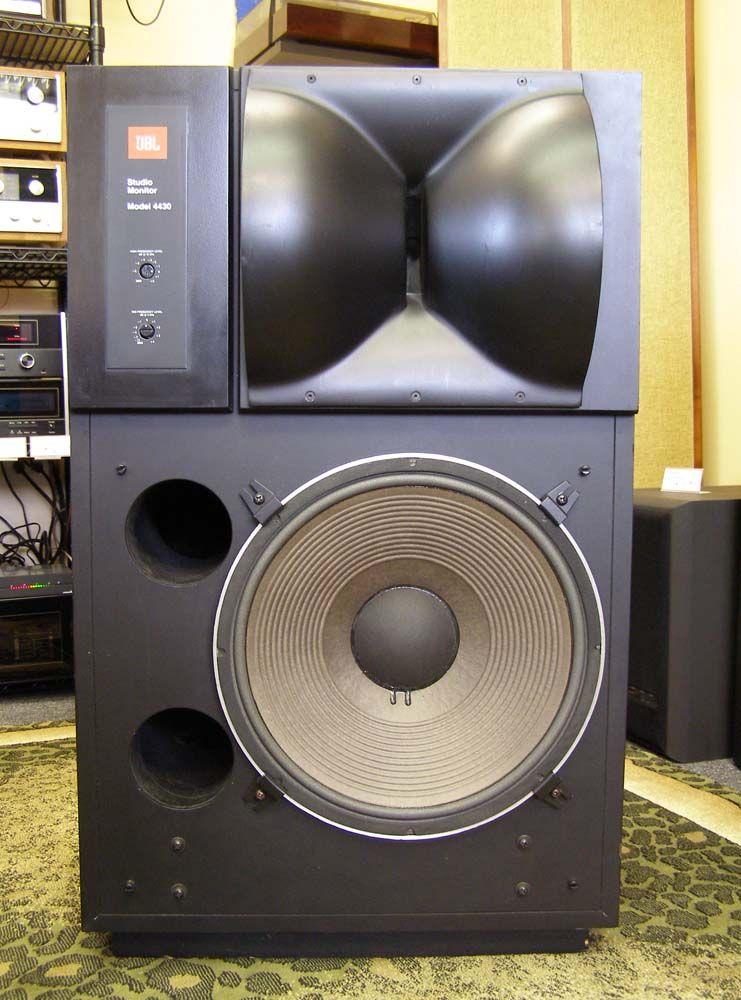 Jbl 4430 Studio Monitor Speakers Monitor Speakers Studio Monitors Vintage Speakers