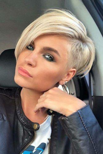 30+ beliebte Pixie Cut-Looks, die Sie sofort lieben werden #longpixiehaircuts