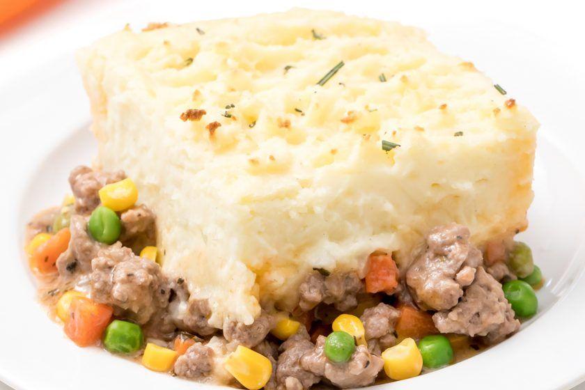Alton Brown S Shepherd S Pie Recipe In 2020 Alton Brown Shepherds Pie Shepherds Pie How To Cook Potatoes