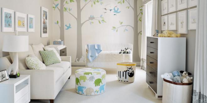 nuevas tendencias para decorar habitacin beb - Habitacion Bebe Nia