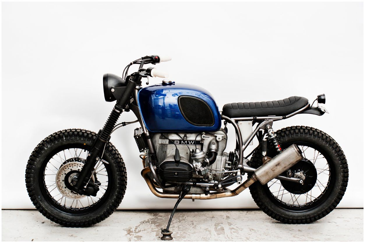 BMW SCRAMBLER by Wrenchmonkees