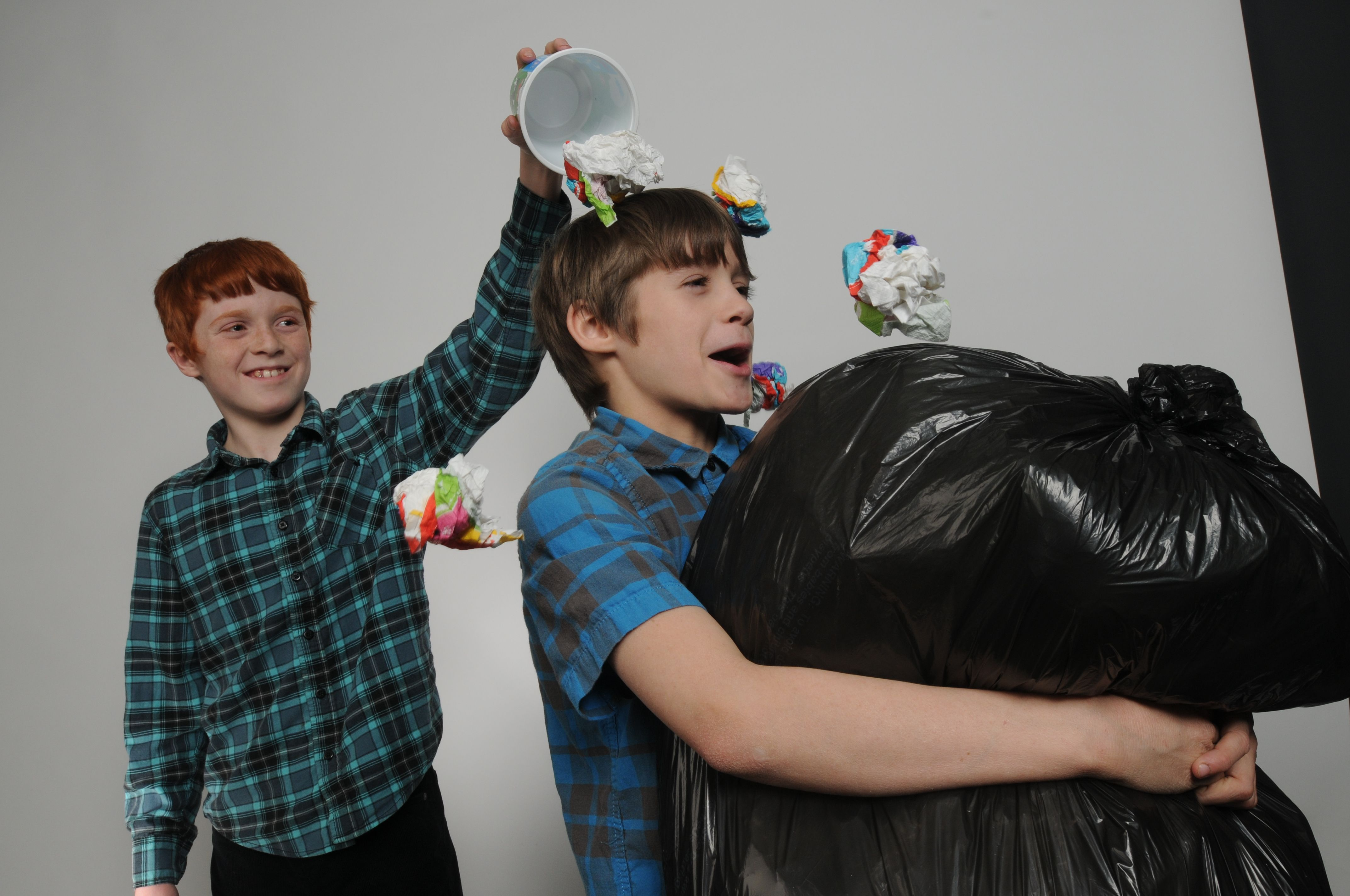 Here are a few ways to cut down on your trash. One of our writers tried, and here is how her family did.