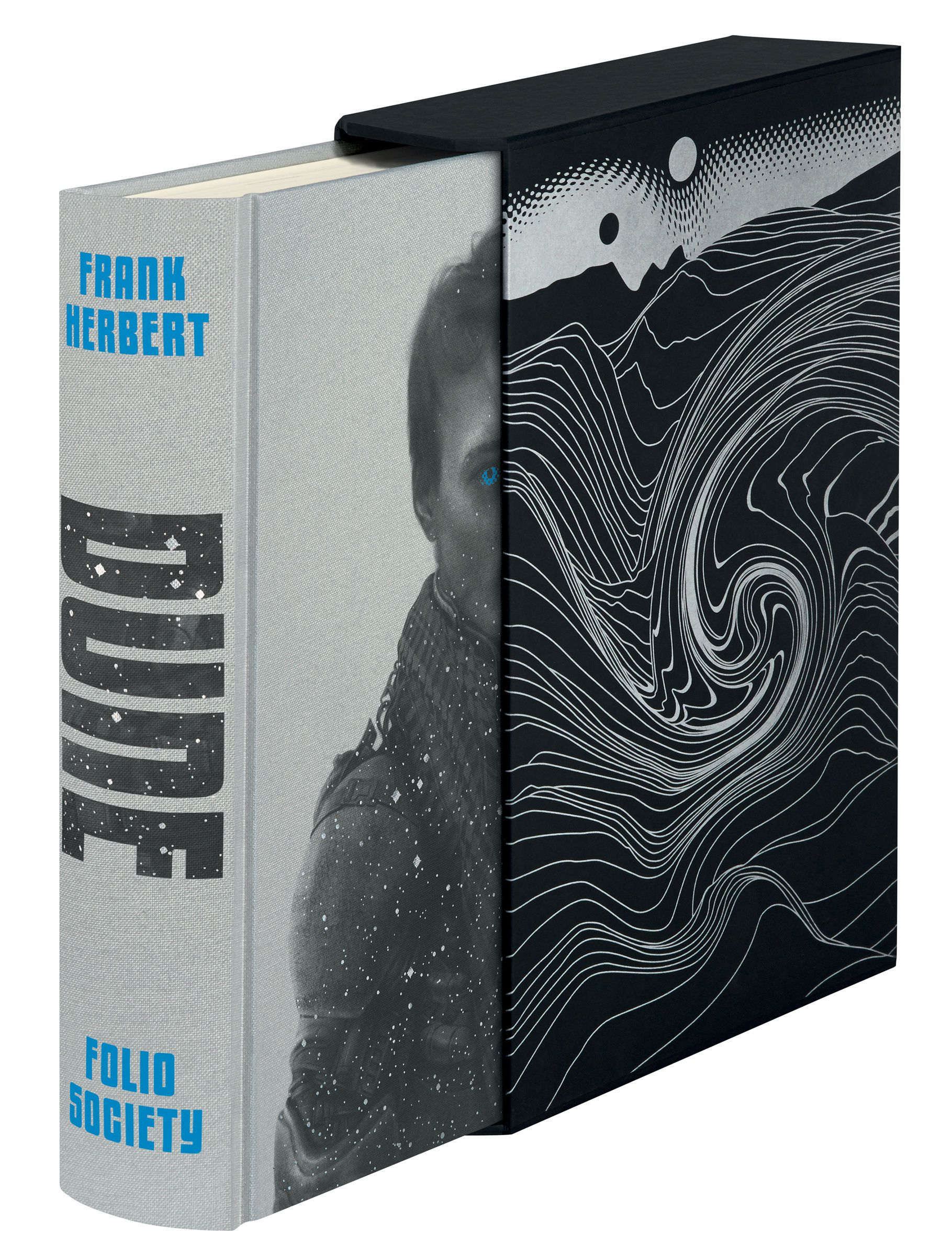 Dune a 50th anniversary collectors edition from the folio books fandeluxe Gallery