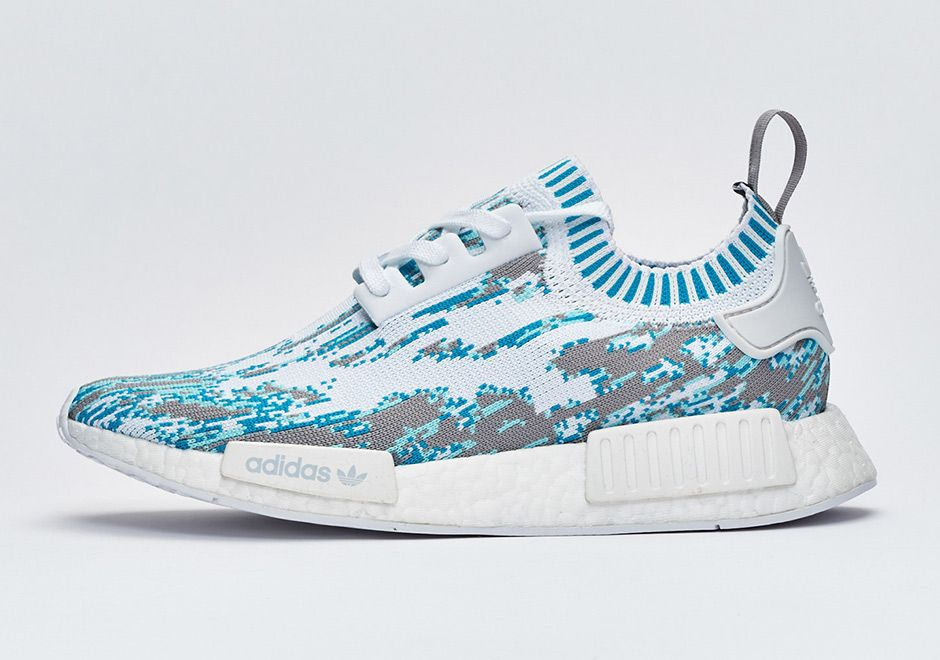 SNS x adidas NMD R1 Primeknit BB6365 Release Date | SneakerFiles