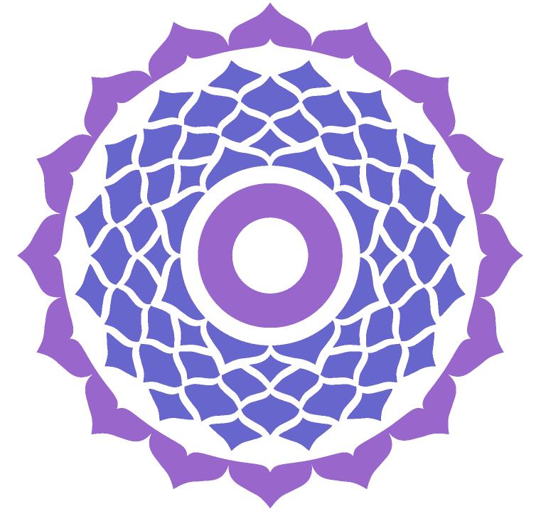 Crown Chakra Symbolg 761733 Chakra Symbols Pinterest