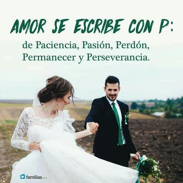 Amor Con P Frases De Amor Y Matrimonio Frases Cristianas