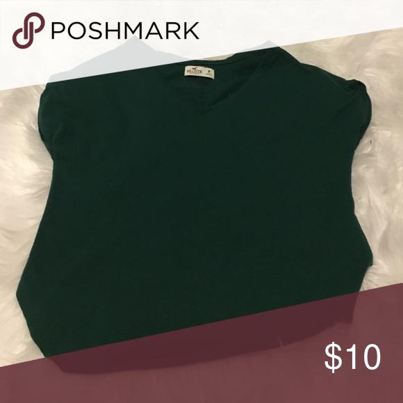 Hollister shirt Loose fitting, cuffed sleeves Hollister Tops Tees - Short Sleeve