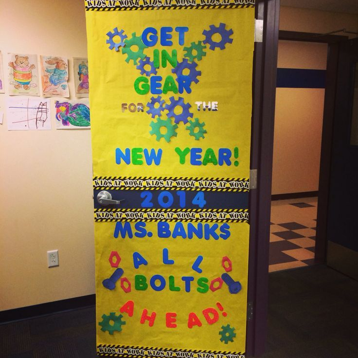 pintrist happy new year bulletin board | New Year Bulletin ...