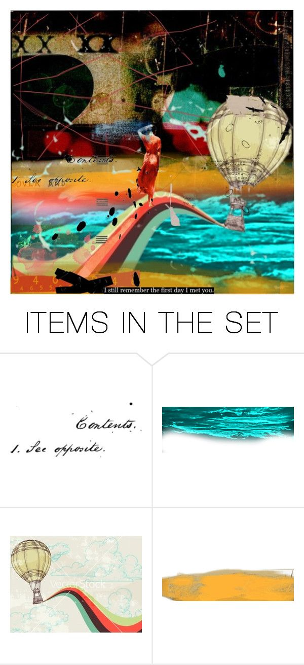 """265. over the"" by alodo ❤ liked on Polyvore featuring art"