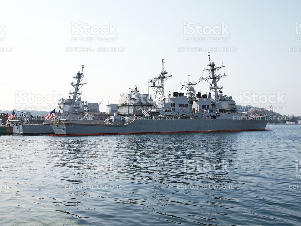the battleships in the united states navy at u s fleet activities