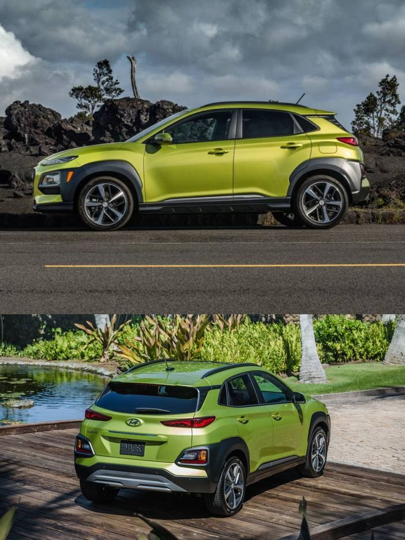 First released in 2018, the Hyundai Kona garnered a lot of