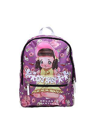 2ca2c9ed46506 Melanie Martinez Cry Baby Backpack