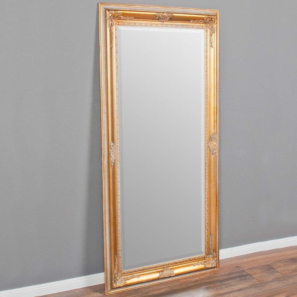 Lebenswohnart Spiegel Eve Antik Gold 190x80cm Wandspiegel Pompos Barock Holzrahmen Facette Amazon De Kuche Haushalt Spiegel Design Spiegelglas Spiegel