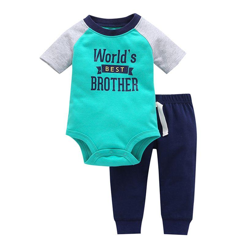 ead59306a388 Retail kids bebes Baby Girl boy Clothes Santa suit green world s 2 ...
