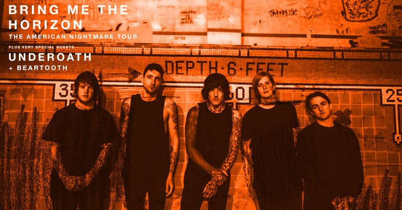 I just entered for a chance to win 2 tickets to Bring Me The Horizon at Revention Music Center on Friday, March 10th, plus access to the lounge!